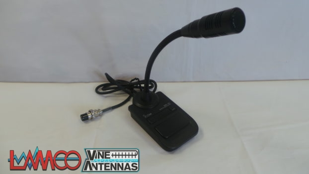 Icom SM-30 USED | 12 Months Warranty | LAMCO Barnsley