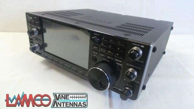 Icom IC-7610 USED | 12 Months Warranty | LAMCO Barnsley