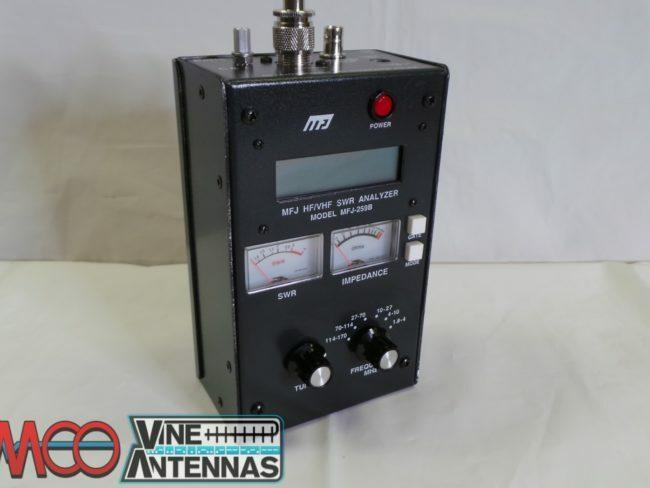 MFJ 259B Antenna Analyser USED | 12 Months Warranty | LAMCO Barnsley
