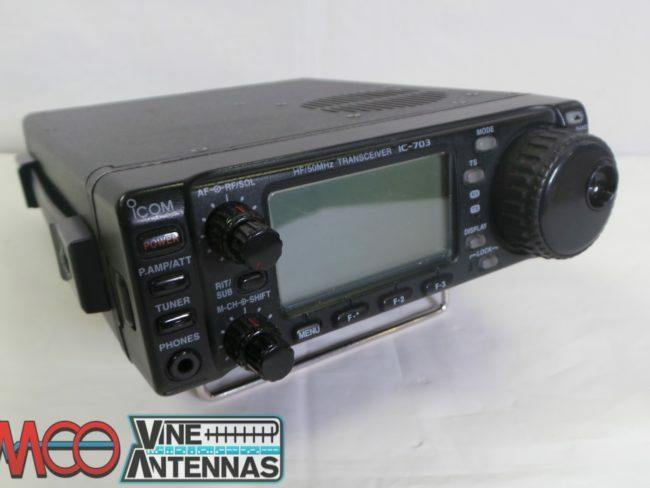 Icom IC-703 USED Twelve Months Warranty | LAMCO Barnsley