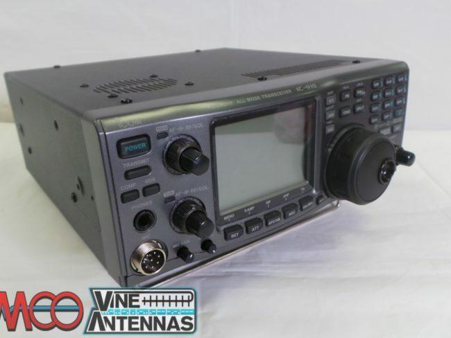 Icom IC-910 HX 2/70/23cm USED | 12 Months Warranty | LAMCO Barnsley