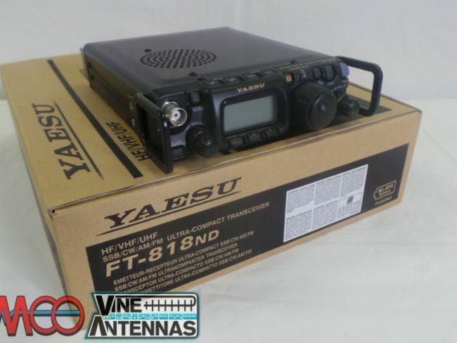 Yaesu FT-818ND USED | 12 Months Warranty | LAMCO Barnsley