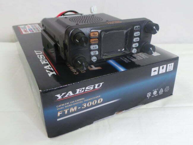 Yaesu FTM-300DE USED Twelve Months Warranty   LAMCO Barnsley