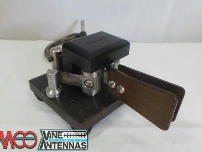 Iambic Morse Key Used Twelve Months Warranty LAMCO Barnsley