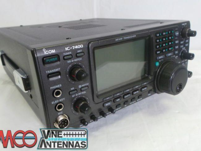 Icom IC-7400 USED | 12 Months Warranty | LAMCO Barnsley