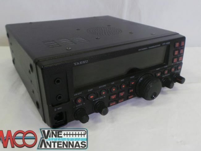 Yaesu FT-450 USED | 12 Months Warranty | LAMCO Barnsley
