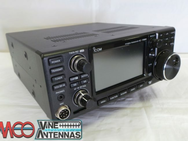 Icom IC-7300 Used Twelve Months Warranty | LAMCO Barnsley