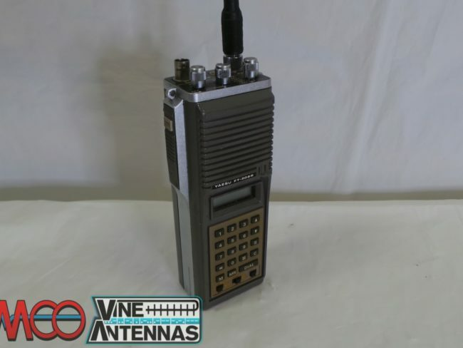 Yaesu FT-208R Sold As Seen No Warranty Use As Spares or Repairs Junksale Barnsley