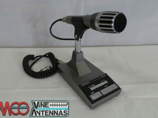 Kenwood MC-60A Desk top Microphone USED 12 Months Warranty LAMCO Barnsley