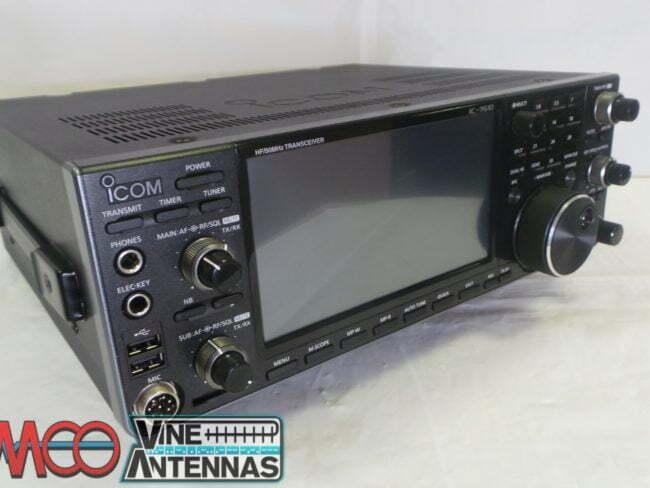 Icom IC-7610 Used Twelve Months Warranty | LAMCO Barnsley