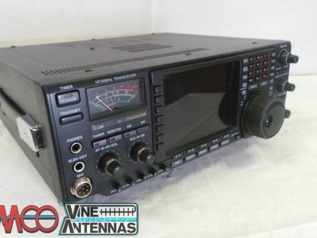 Icom IC-756 Pro 3 Twelve Months Warranty | LAMCO Barnsley