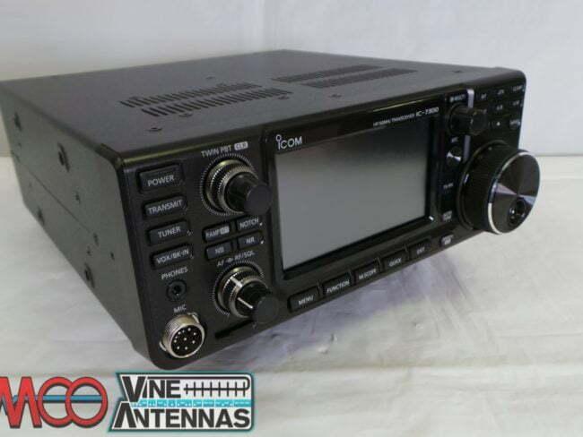 ICOM IC-7300 | Two Years Warranty (Display Model) | LAMCO Barnsley