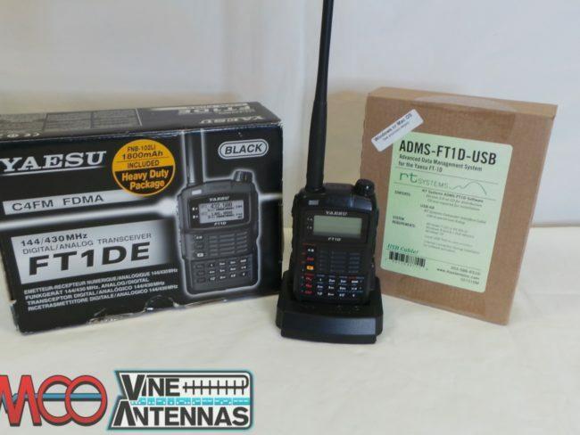 Yaesu FT-1D Used Twelve Months Warranty | LAMCO Barnsley