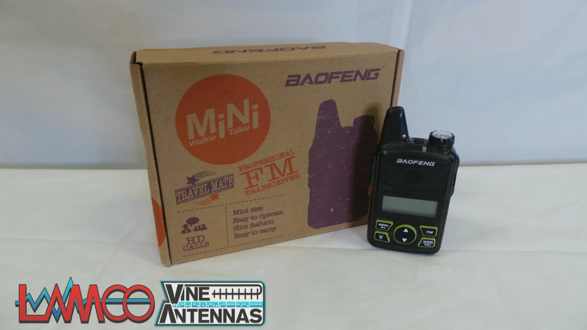 Baofeng Mini 446 Sold As Seen No Warranty Use As Spares or Repairs Junksale Barnsley
