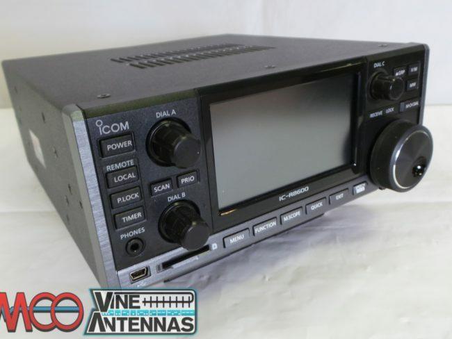 Icom IC-R8600 USED 12 Mths Wty AM FM SSB CB Radio LAMCO Barnsley