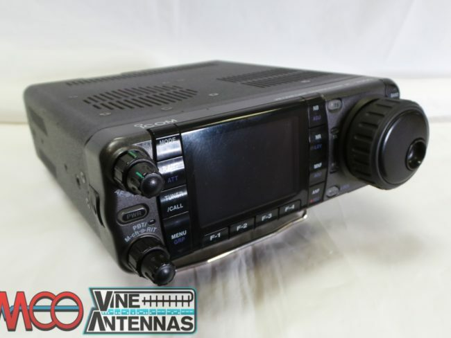Icom IC-7000 Used Twelve Months Warranty LAMCO Barnsley