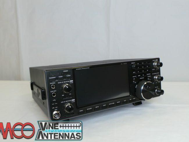 Icom IC-7610 Used Left 24